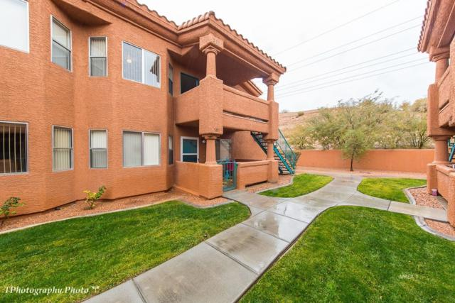 984 Mesquite Springs Dr #201, Mesquite, NV 89027 (MLS #1119855) :: RE/MAX Ridge Realty