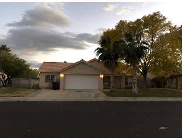 508 Foxglove, Mesquite, NV 89027 (MLS #1119862) :: RE/MAX Ridge Realty