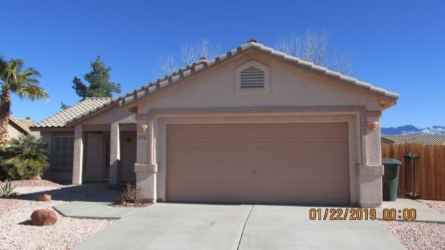 272 Wildfang Way, Mesquite, NV 89027 (MLS #1119881) :: RE/MAX Ridge Realty