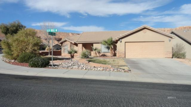 565 Desert Tortoise Way, Mesquite, NV 89027 (MLS #1119893) :: RE/MAX Ridge Realty