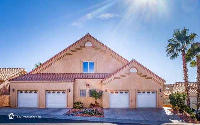 414 Crystal Canyon, Mesquite, NV 89027 (MLS #1119897) :: RE/MAX Ridge Realty