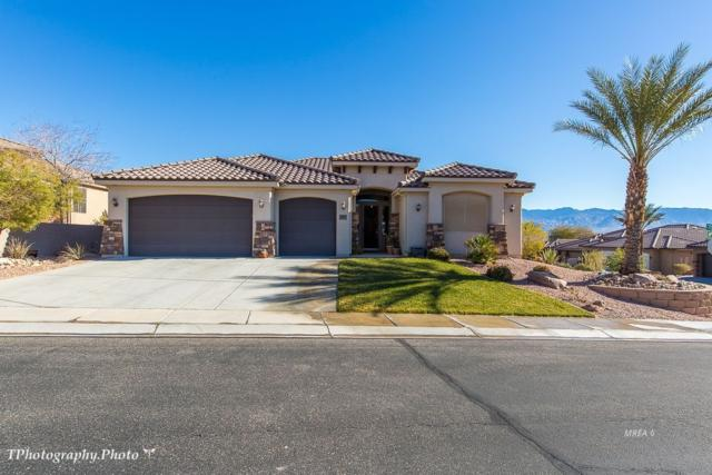 1047 Crest View Dr, Mesquite, NV 89027 (MLS #1119909) :: RE/MAX Ridge Realty