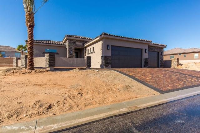 455 Apogee Crest, Mesquite, NV 89027 (MLS #1119911) :: RE/MAX Ridge Realty