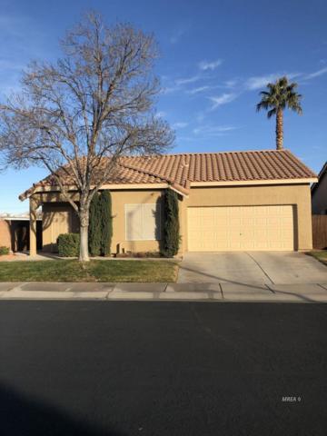 502 Sagebrush St, Mesquite, NV 89027 (MLS #1119914) :: RE/MAX Ridge Realty