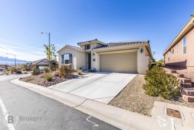 1221 Blind Pew Ridge, Mesquite, NV 89027 (MLS #1119916) :: RE/MAX Ridge Realty