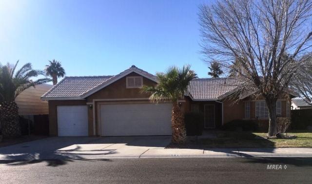 307 Larkspur Ln, Mesquite, NV 89027 (MLS #1119939) :: RE/MAX Ridge Realty
