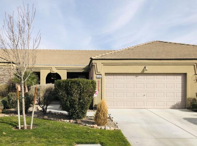 478 Hagens Aly, Mesquite, NV 89027 (MLS #1119960) :: RE/MAX Ridge Realty