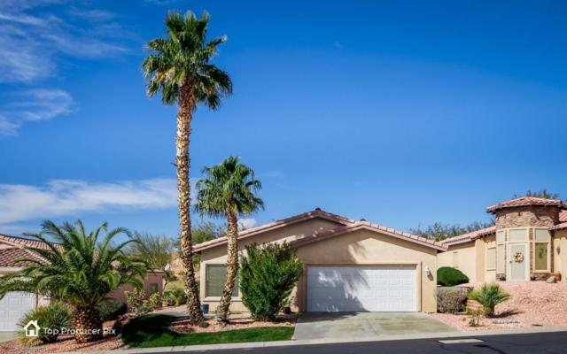 1269 Vista Del Monte Dr, Mesquite, NV 89027 (MLS #1119964) :: RE/MAX Ridge Realty