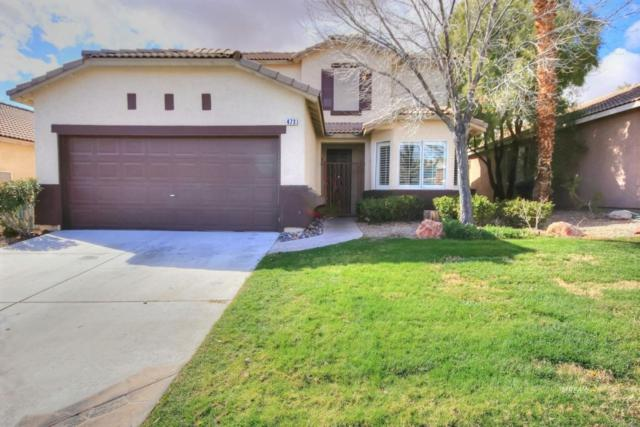 473 Canyon Dr, Mesquite, NV 89027 (MLS #1119969) :: RE/MAX Ridge Realty