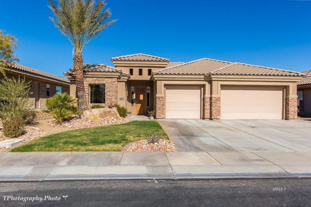 419 Sublimity Crest, Mesquite, NV 89027 (MLS #1119977) :: RE/MAX Ridge Realty