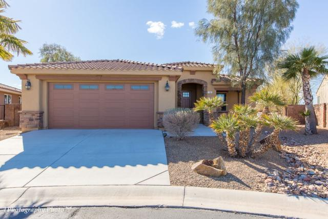 198 Spyglass Way, Mesquite, NV 89027 (MLS #1119978) :: RE/MAX Ridge Realty