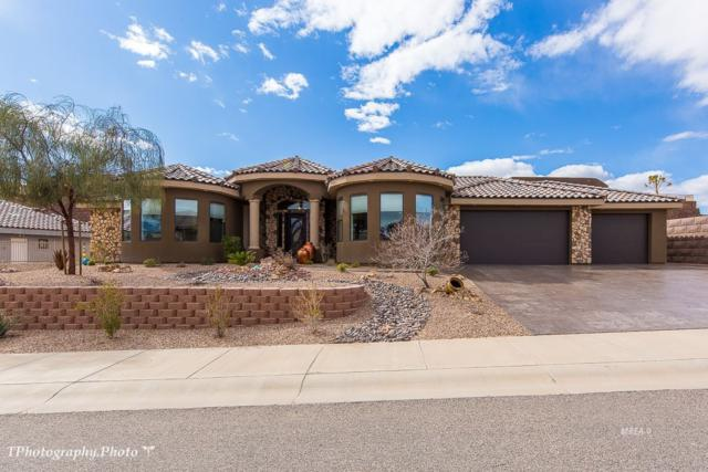 1529 Sanctuary Ridge, Mesquite, NV 89027 (MLS #1119981) :: RE/MAX Ridge Realty