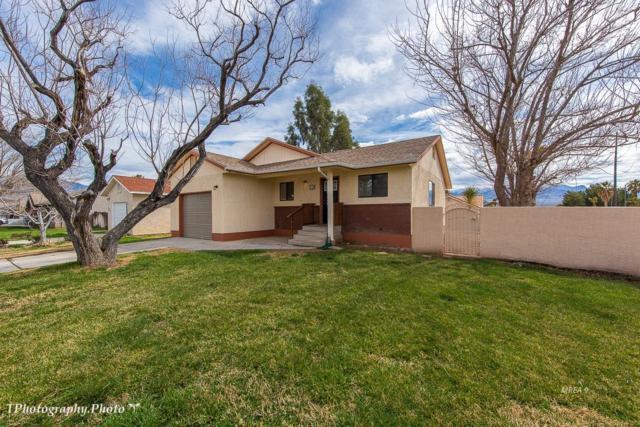 388 Bannock St, Mesquite, NV 89027 (MLS #1120022) :: RE/MAX Ridge Realty