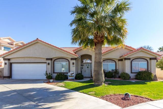793 Rancho Cir, Mesquite, NV 89027 (MLS #1120056) :: RE/MAX Ridge Realty