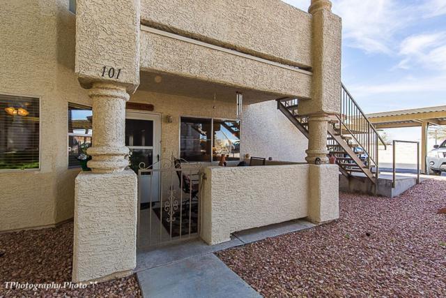 417 Mesa Blvd #101, Mesquite, NV 89027 (MLS #1120066) :: RE/MAX Ridge Realty