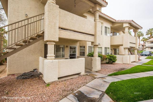 485 Mesa Blvd #102, Mesquite, NV 89027 (MLS #1120115) :: RE/MAX Ridge Realty
