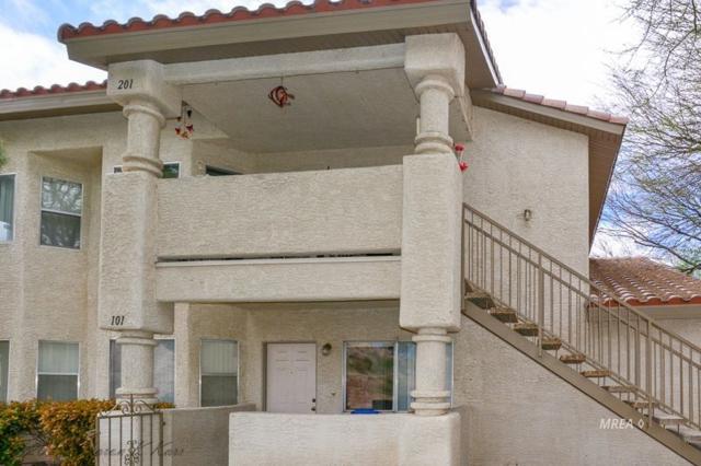 405 Mesa Blvd #201, Mesquite, NV 89027 (MLS #1120144) :: RE/MAX Ridge Realty