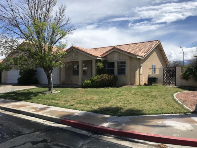 596 Duchess Ln, Mesquite, NV 89027 (MLS #1120151) :: RE/MAX Ridge Realty