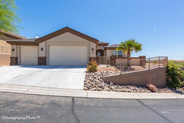 410 Long Iron Ln, Mesquite, NV 89027 (MLS #1120195) :: RE/MAX Ridge Realty