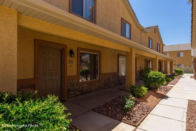 717 W Hafen Ln 25A, Mesquite, NV 89027 (MLS #1120212) :: RE/MAX Ridge Realty