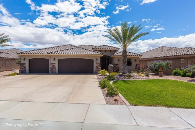 1071 Crest View Dr, Mesquite, NV 89027 (MLS #1120270) :: RE/MAX Ridge Realty