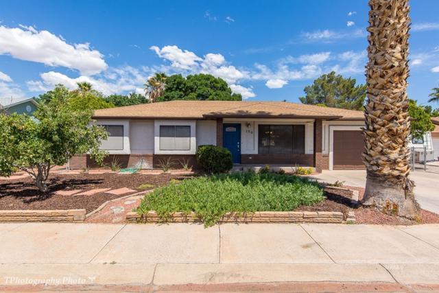 130 Navajo St, Mesquite, NV 89027 (MLS #1120281) :: RE/MAX Ridge Realty