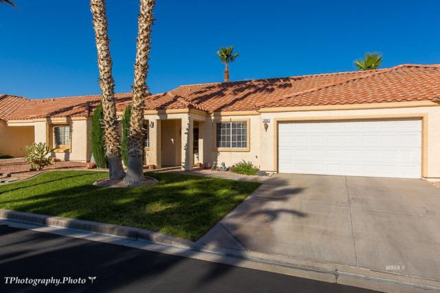 308 Muscat Dr, Mesquite, NV 89027 (MLS #1120282) :: RE/MAX Ridge Realty