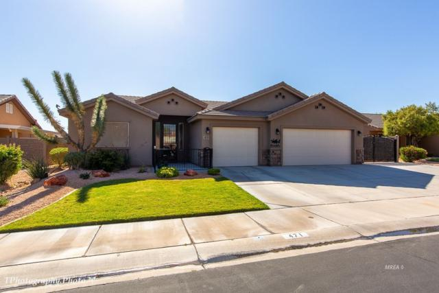 471 Grapevine Rd, Mesquite, NV 89027 (MLS #1120283) :: RE/MAX Ridge Realty