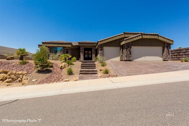 1465 Pomegranate Trail, Mesquite, NV 89027 (MLS #1120322) :: RE/MAX Ridge Realty