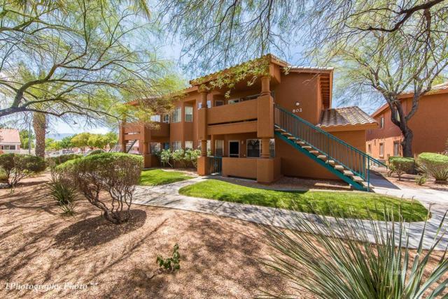 802 Mesquite Springs Dr #201, Mesquite, NV 89027 (MLS #1120327) :: RE/MAX Ridge Realty