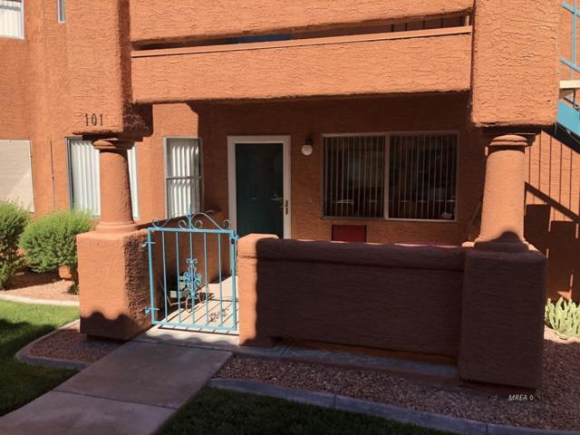 990 Mesquite Springs Dr #101, Mesquite, NV 89027 (MLS #1120339) :: RE/MAX Ridge Realty