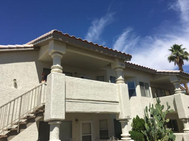 449 Mesa Blvd #202, Mesquite, NV 89027 (MLS #1120343) :: RE/MAX Ridge Realty