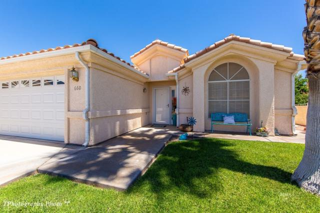 660 Las Palmas Cir, Mesquite, NV 89027 (MLS #1120357) :: RE/MAX Ridge Realty
