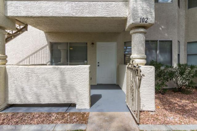 481 Mesa Blvd #102, Mesquite, NV 89027 (MLS #1120392) :: RE/MAX Ridge Realty