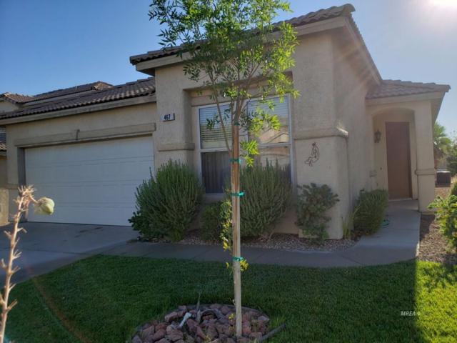 467 Canyon View Way, Mesquite, NV 89027 (MLS #1120398) :: RE/MAX Ridge Realty