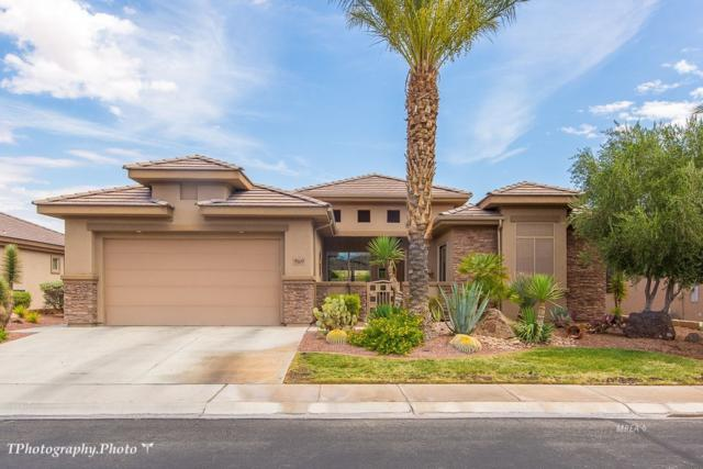 969 Crest View Dr, Mesquite, NV 89027 (MLS #1120428) :: RE/MAX Ridge Realty