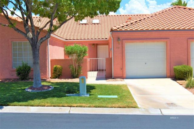 754 Peartree Ln, Mesquite, NV 89027 (MLS #1120435) :: RE/MAX Ridge Realty