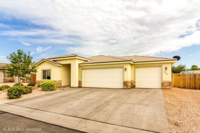 848 Santa Maria Way, Mesquite, NV 89027 (MLS #1120442) :: RE/MAX Ridge Realty