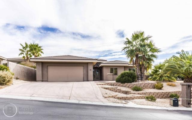68 Hanna Ct, Mesquite, NV 89027 (MLS #1120467) :: RE/MAX Ridge Realty