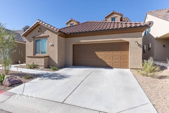 452 Verbena Ln, Mesquite, NV 89027 (MLS #1120477) :: RE/MAX Ridge Realty