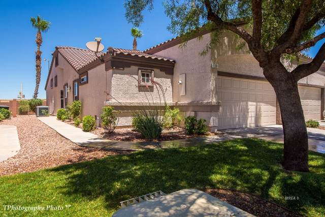 1191 Wigwam St, Mesquite, NV 89027 (MLS #1120483) :: RE/MAX Ridge Realty