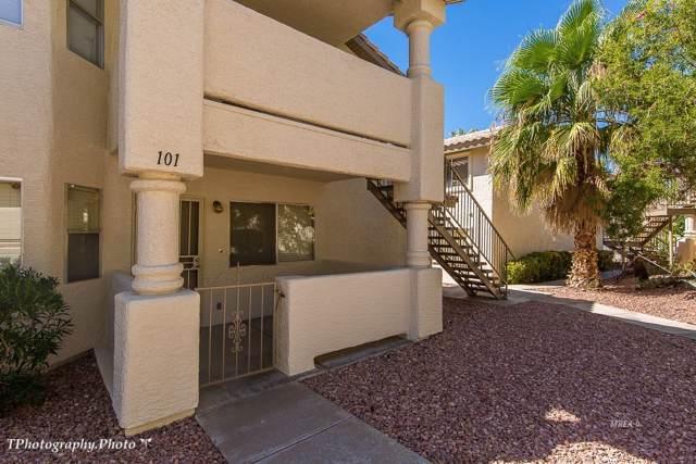473 Mesa Blvd #101, Mesquite, NV 89027 (MLS #1120486) :: RE/MAX Ridge Realty