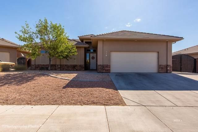 336 Burns Ln, Mesquite, NV 89027 (MLS #1120492) :: RE/MAX Ridge Realty