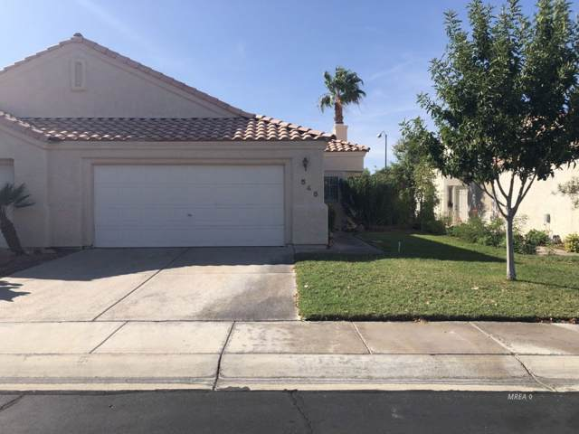 545 Plateau Rd, Mesquite, NV 89027 (MLS #1120503) :: RE/MAX Ridge Realty