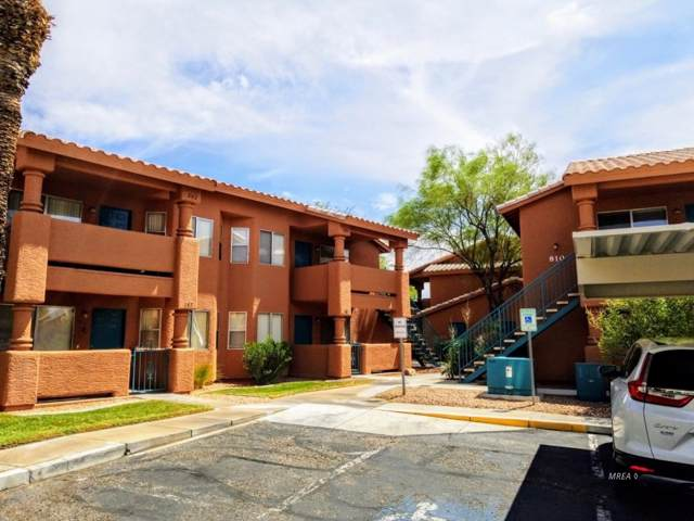 818 Mesquite Springs Dr #201, Mesquite, NV 89027 (MLS #1120506) :: RE/MAX Ridge Realty