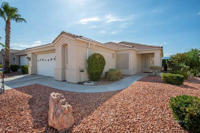 442 Chalet Dr, Mesquite, NV 89027 (MLS #1120528) :: RE/MAX Ridge Realty