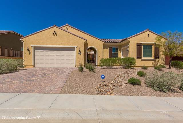 1388 Prominence Ln, Mesquite, NV 89027 (MLS #1120529) :: RE/MAX Ridge Realty