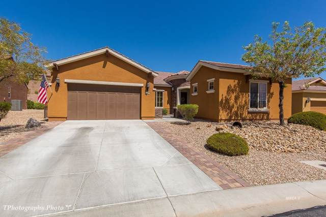 1529 Ice Box Canyon, Mesquite, NV 89034 (MLS #1120534) :: RE/MAX Ridge Realty