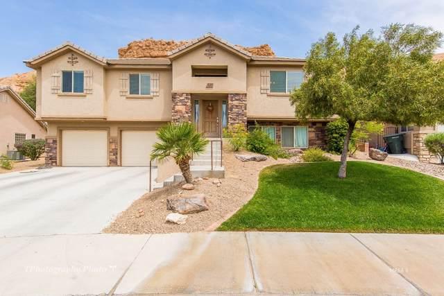 835 Glendale Rd, Mesquite, NV 89027 (MLS #1120553) :: RE/MAX Ridge Realty