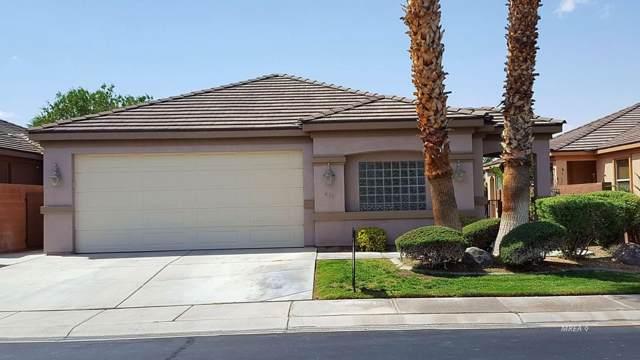 678 Arguello Cir, Mesquite, NV 89027 (MLS #1120574) :: RE/MAX Ridge Realty